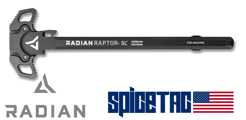 Radian Raptor SL Charging Handle 556