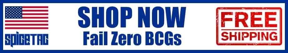 Shop Fail Zero Bolt Carrier Groups Now