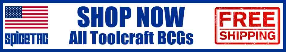 Shop Toolcraft BCGs